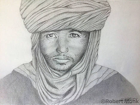 Tuareg Beduin by Robert Monk