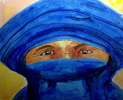 Tuareg by Nick Young