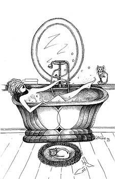 Tub by Martha Colon