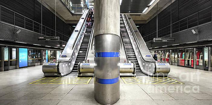 Svetlana Sewell - Tube Station