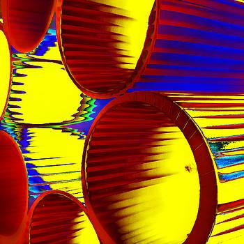 Tubes by Adriano Pecchio