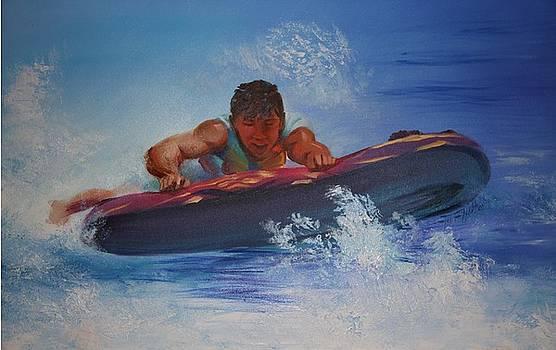 Tubin by Jill Holt