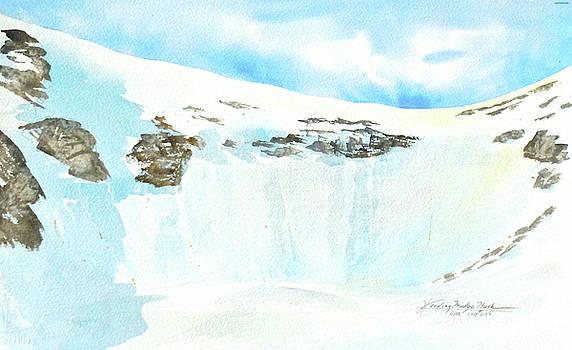 Tuckermans Fresh Snow by Harding Bush
