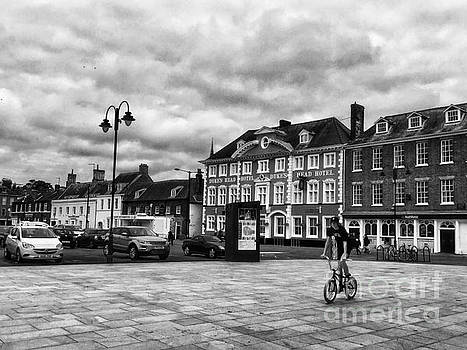 Tuesday Market Place Kings Lynn by John Edwards