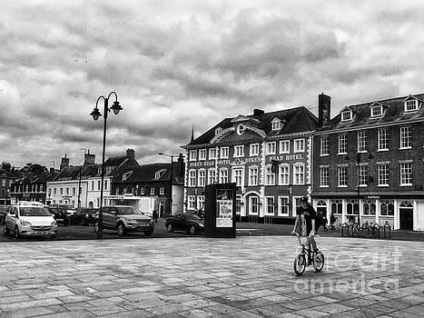 Tuesday Market Place Kings Lynn by John Edwards