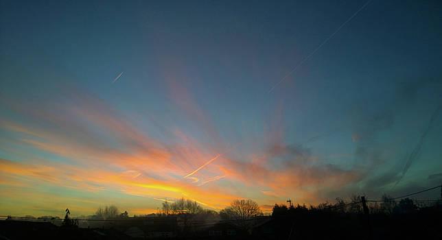 Tuesday Sunrise by Anne Kotan