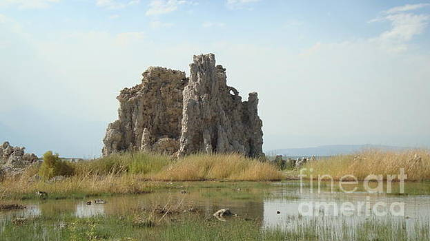 Tufa Castle by Irina Davis