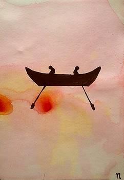 Tug of war by Nicci Bedson