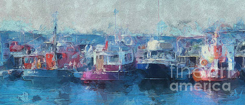 Tugs Together  by Claire Bull