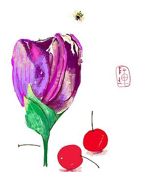 Tulip another per voi by Debbi Saccomanno Chan