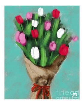 Tulip Bouquet  by J Travis Duncan