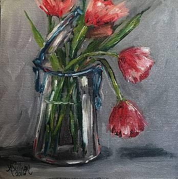 Tulip Cup by Angela Sullivan