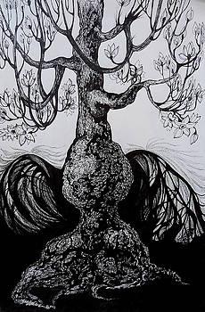 Anna  Duyunova - Tulip Tree