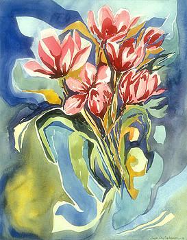 Tulipaner by Sandra Salo Deutchman