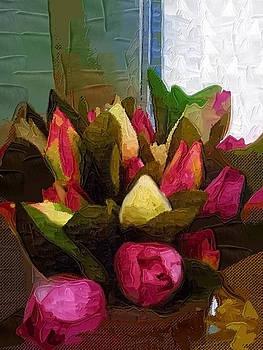 Tulips by Morgana Blackcat
