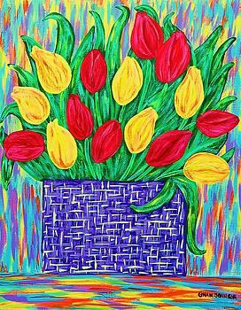 Gina Nicolae Johnson - Tulips