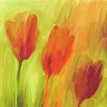 Tulips by Jim Vance