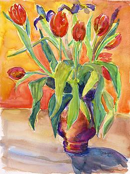 Tulips Plus by Jill Targer