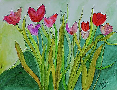 Tulips by Teresa Tilley