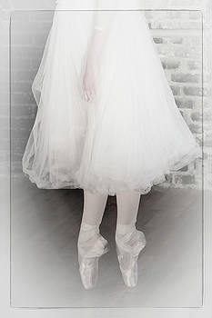Tulle and Pointe by Wes and Dotty Weber