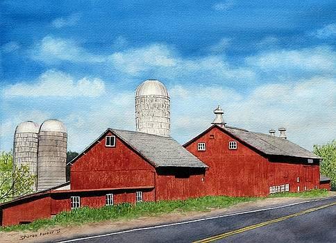 Tulmeadow Farm by Sharon Farber