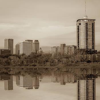 Tulsa Skyline Wallpaper