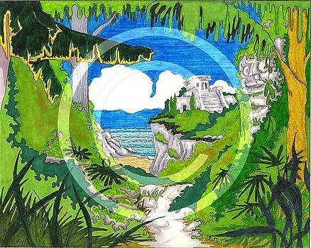 Tulum by Ozy Kroll