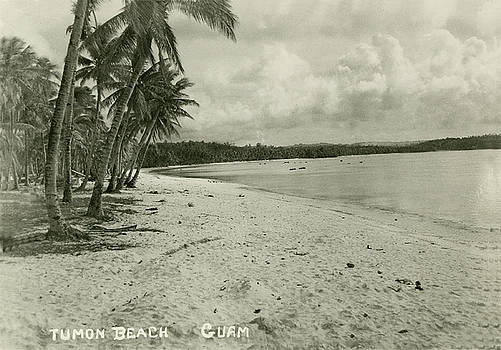 Tumon Beach Guam by eGuam Photo