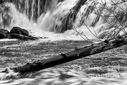 Tumwater Waterfalls#2 by Sal Ahmed