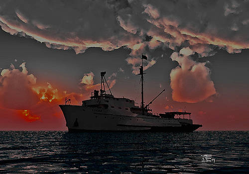 Tuna Boat by Steven Palmer