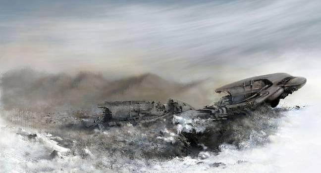 Tunguska by Krister Lindberg