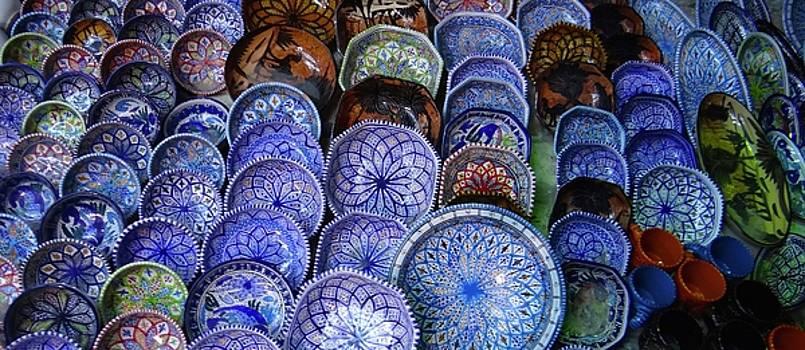 Tunisian Pottery by Exploramum Exploramum
