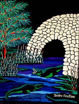 Tunnel of Darkness by Deidre Firestone