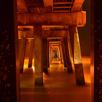 Tunnel of Red by Jon Cody