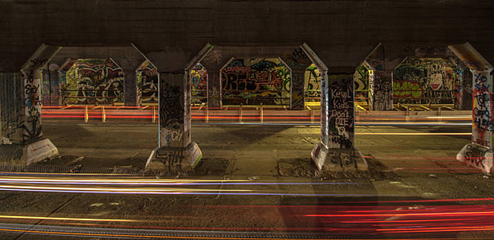 Tunnel Vision by Mike Dunn