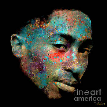 Tupac Amaru Shakur by Walter Oliver Neal