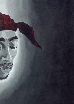 Tupac by Rishanna Finney