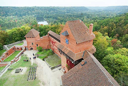 Ramunas Bruzas - Turaida Castle