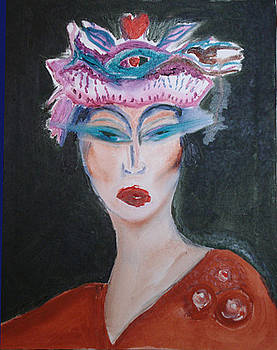 Turandot the Woman in Opera by Barbara Reale