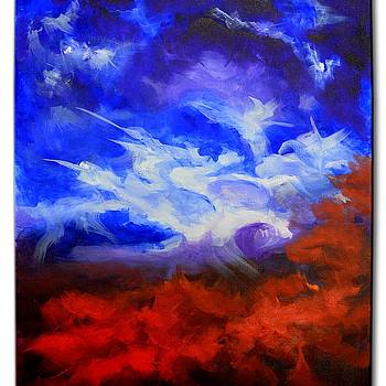Turbulence Unleashed by Lynn Takacs