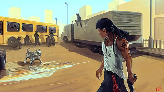 Turf War by Michael Clarke