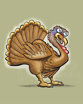Turkey by Kevin Middleton