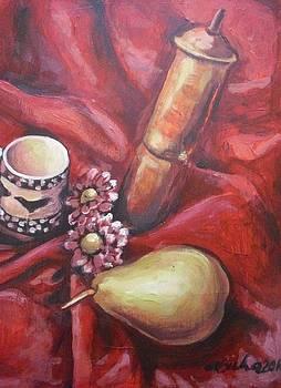 Turkish Coffee by Aleksandra Buha