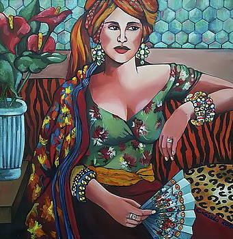 Turkish Delight by Erica Laszlo