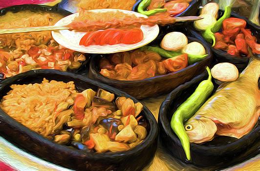Turkish Food by Dennis Cox Photo Explorer