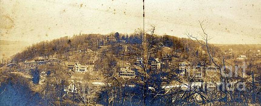 Turn of the Century Dyckman Street Panorama by Cole Thompson