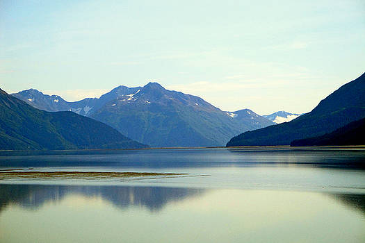 Turnagain Arm Study 2 by Robert Meyers-Lussier