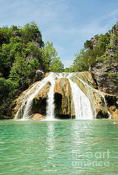 Turner Falls Frontview by Sari ONeal