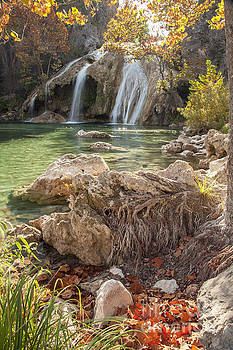 Turner Falls in the Arbuckles by Iris Greenwell