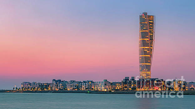 Turning Torso, Malmo, Sweden by Henk Meijer Photography